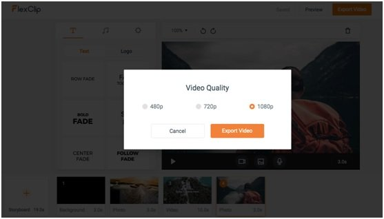 Save and download video