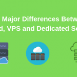 The Major Differences Between cloud, VPS and Dedicated Server