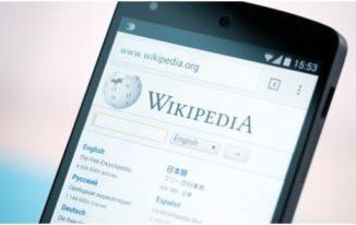 Wikipedia writer