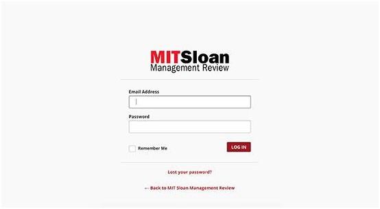 MITSLoanThe executives Survey