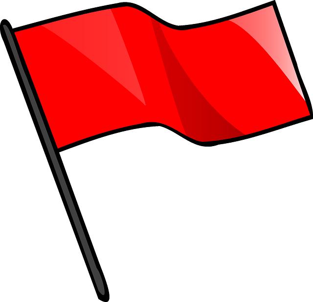 1 Blogging Red Flag to Address Immediately