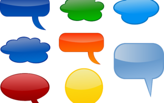 Do Blog Comments Feel Like a Fun Chat or Heavy Weight