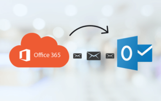 Export Emails from Office 365 to PST Outlook