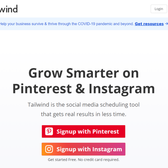 Supercharged your Instagram Marketing with Tailwind