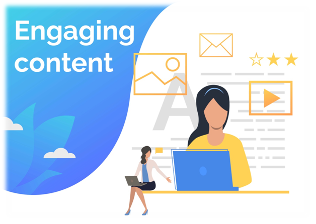 How To Use Content Writing For More Engagement?